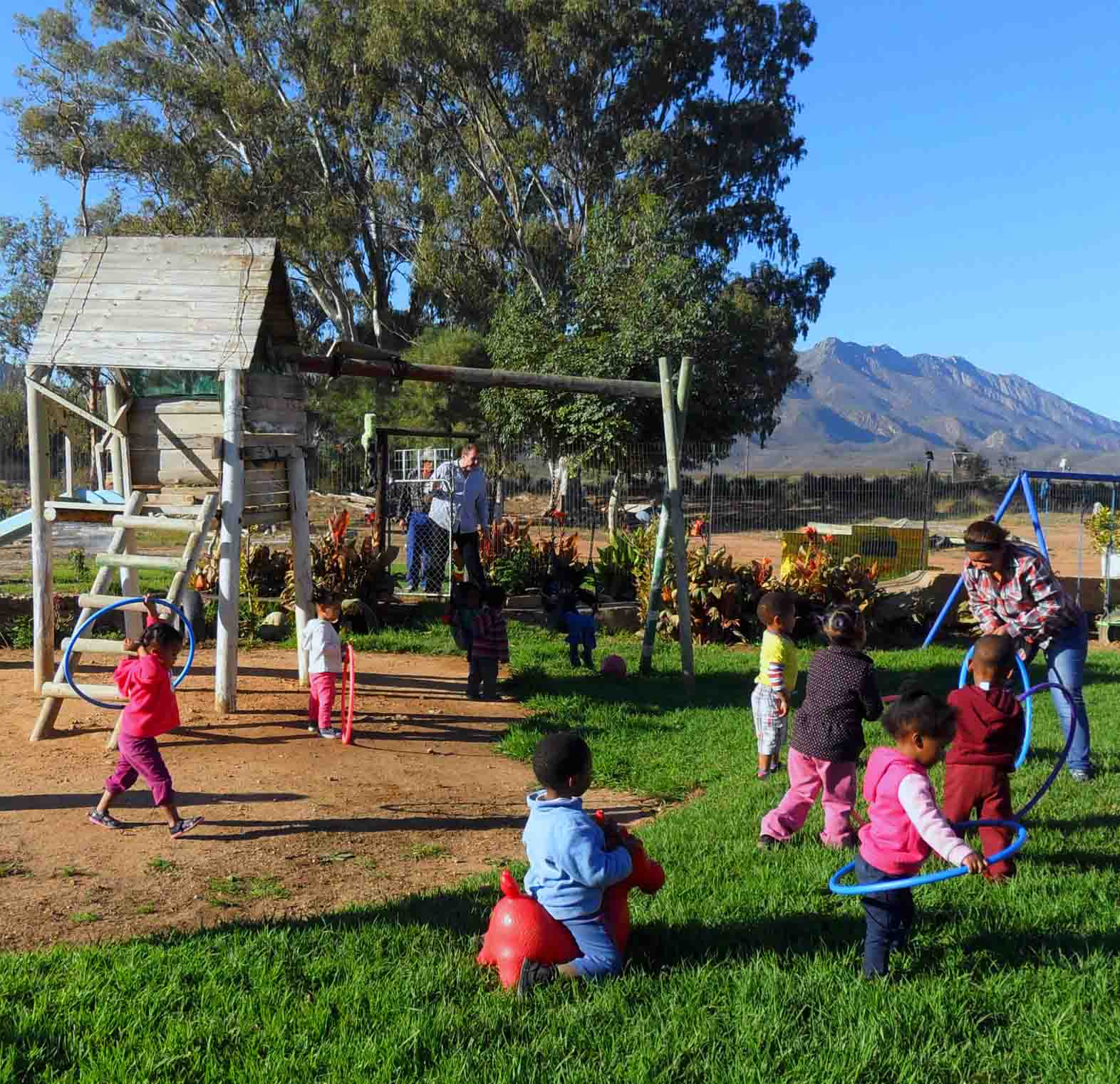Willow Creek Creche.01 - Mon 6 June 2016