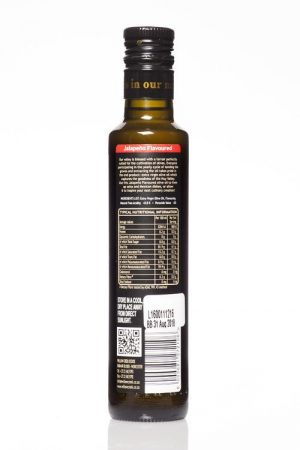 Willow Creek Jalapeño Flavoured Olive Oil