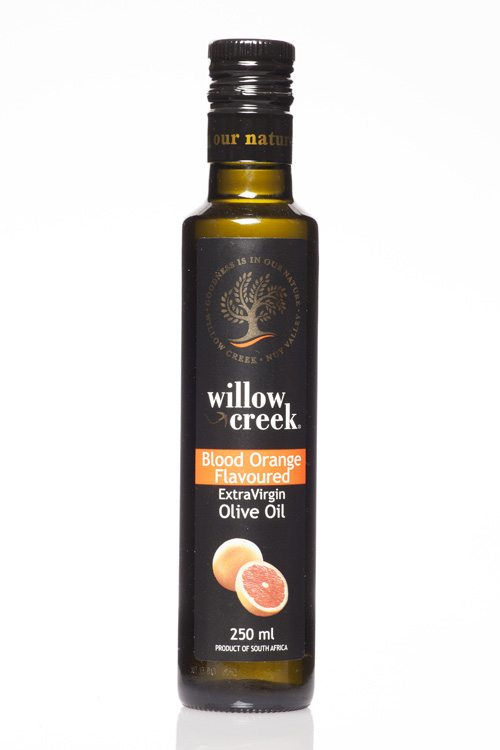 Willow Creek Blood Orange Flavoured Extra Virgin Olive Oil - 250ml
