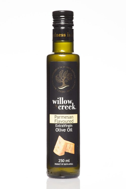 Willow Creek Parmesan Flavoured Extra Virgin Olive Oil - 250ml