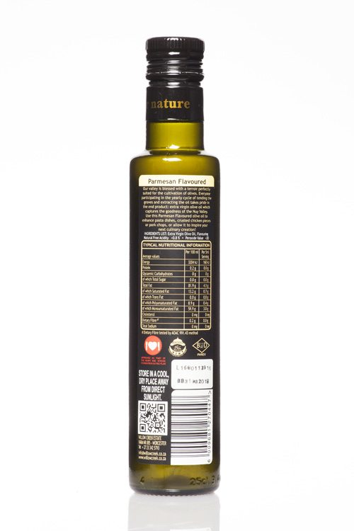 Willow Creek Parmesan Flavoured Olive Oil