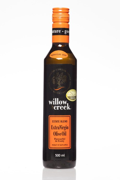Willow Creek Estate Blend <em>Squeeze</em> Extra Virgin Olive Oil - 500ml