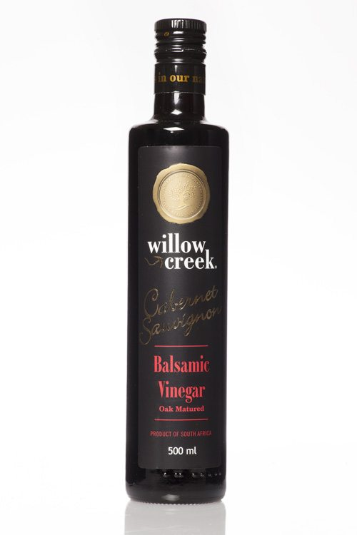 Willow Creek Cabernet Sauvignon Balsamic Vinegar - 500ml