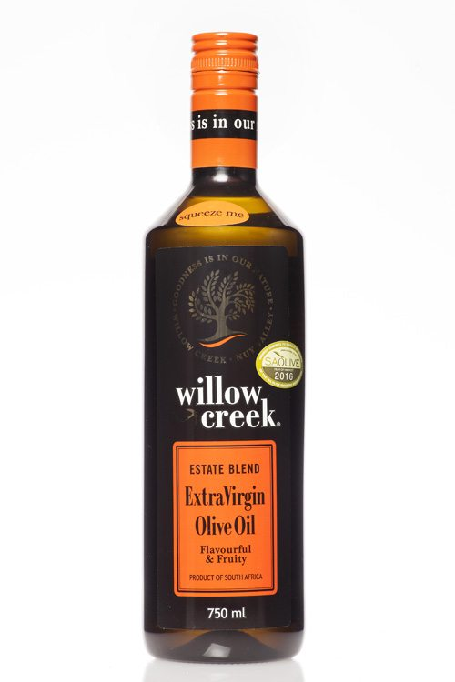 Willow Creek Estate Blend Squeeze Me Extra Virgin Olive Oil - 750ml