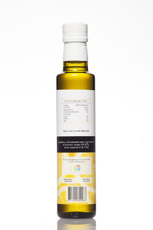 Doleon Lemon Infused Olive Oil