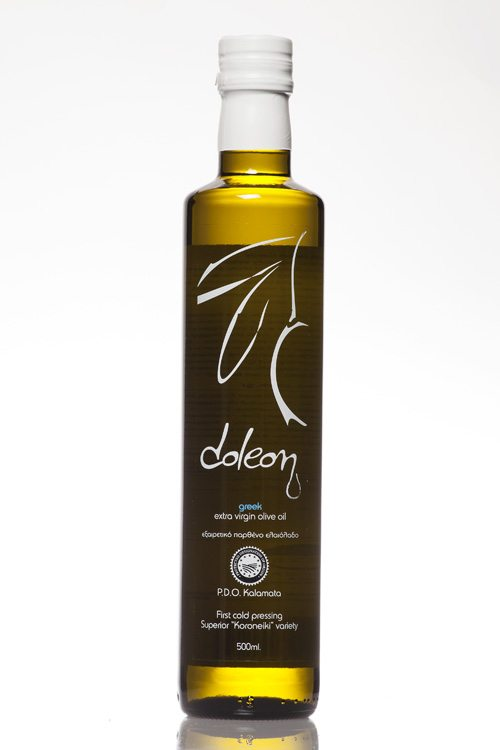 Doleon PDO Kalamata Extra Virgin Olive Oil - 500ml
