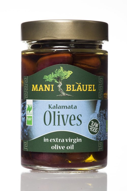 cured olives