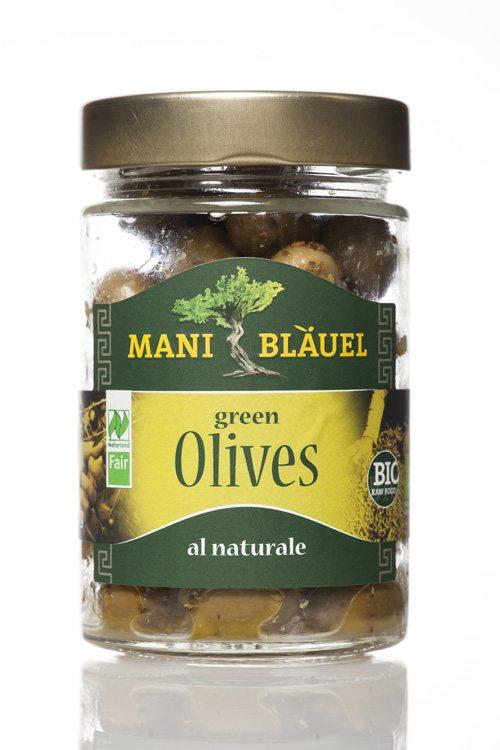 Mani Bläuel, Naturland Organic & Fair Certified - 180g